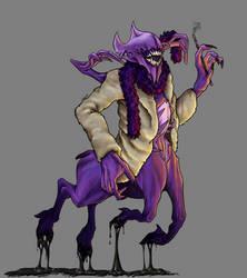 Bane Commission by halmtier
