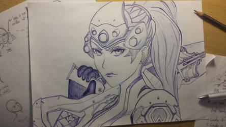 Widowmaker Draft by AceintheSoul