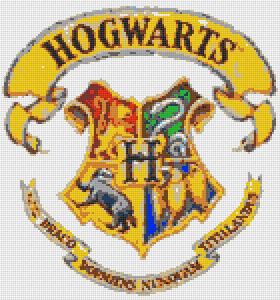 Hogwarts Crest by buddygirl1004 on DeviantArt