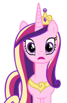 Princess Cadance - vector 16Mpx