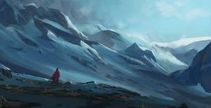 Mountain by HeavenlyDeamonic