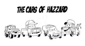 the cars of hazzard