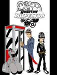 Quantum Inspector: a Parody Spoof