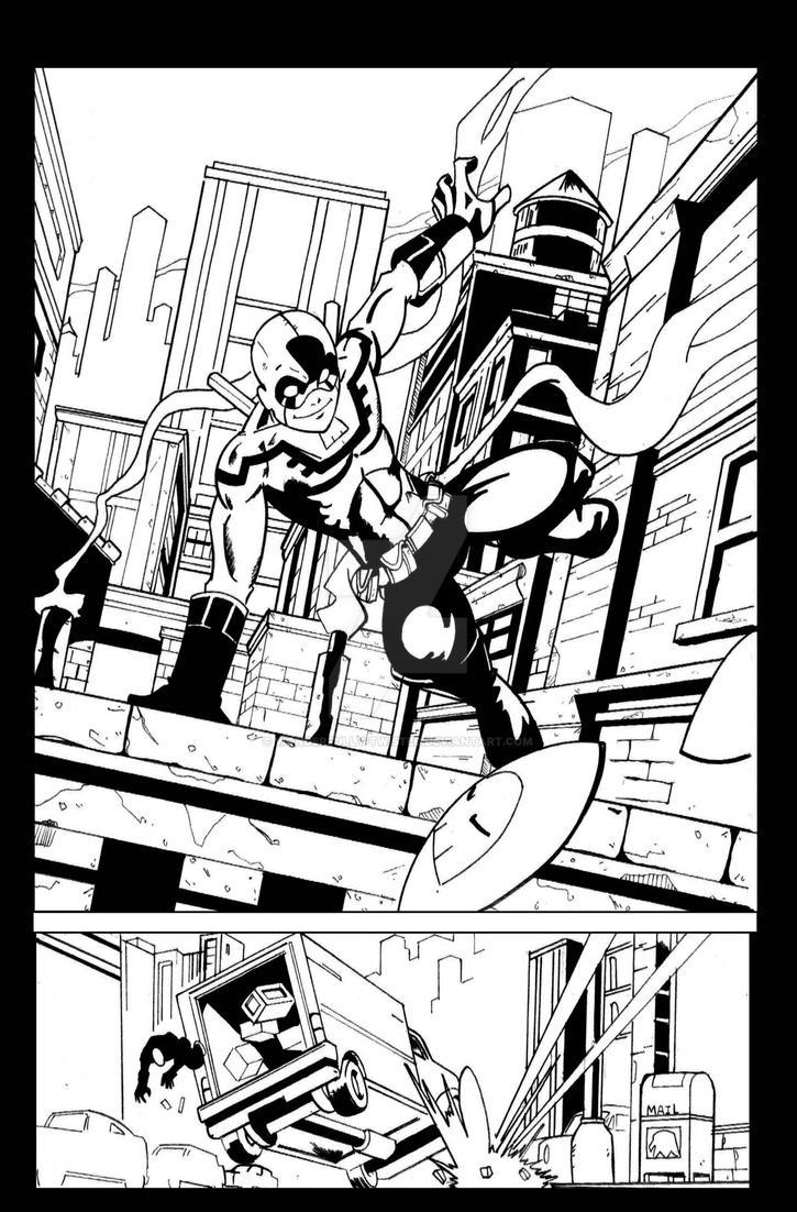 Gray Phantom Issue1 Pg5 by wonderfully-twisted