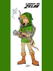 Legend of Zelda by wonderfully-twisted