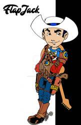Flapjack halfling Bard/Gunslinger pathfinder by wonderfully-twisted