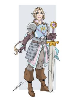 Pastel Knight
