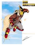Iron Rocketeer
