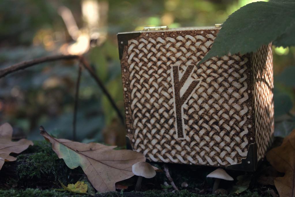 Dice Box by Kathryb