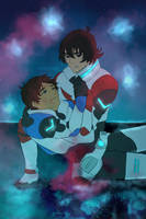 Klance- In Your Arms by RhIVenX