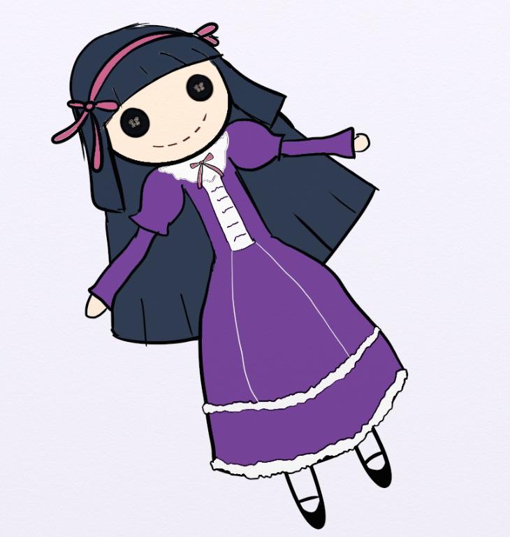 San Doll by kirameki87