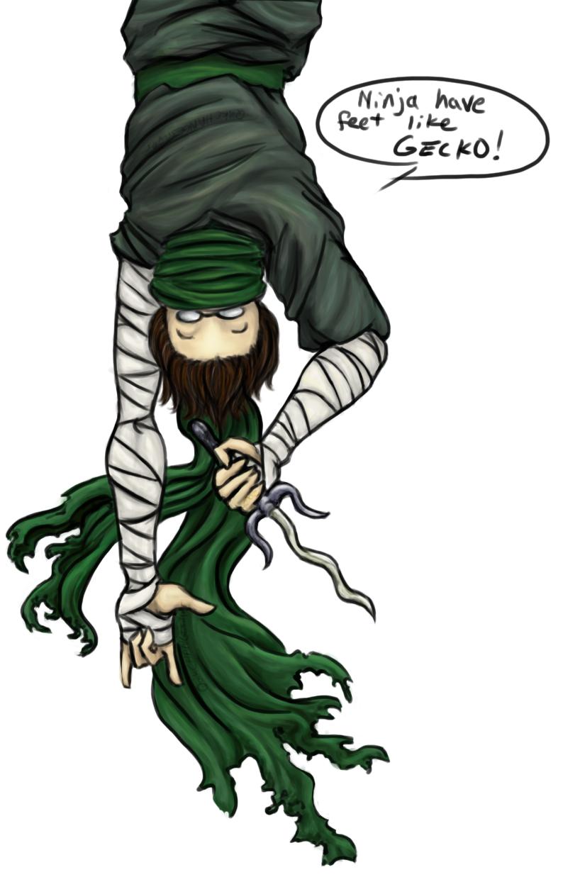 Ninja by quikCHANGEsilver