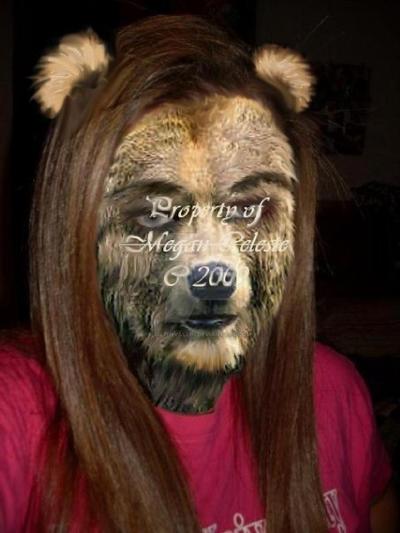 Brittney Bear by LilithVallin