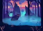 Dreamlike landscape 1