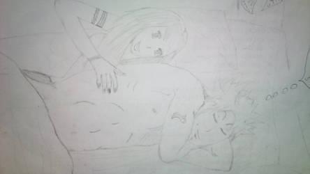 Tentativa Fairy Tail by 3manu3ll3