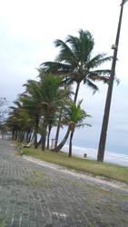 Praia - Brasil by 3manu3ll3