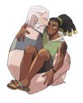 Reinhardt and Lucio