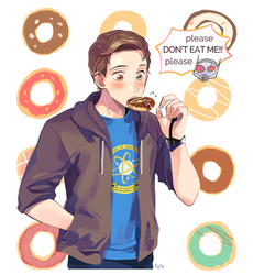 Ant-Man Donut? by peyoberry