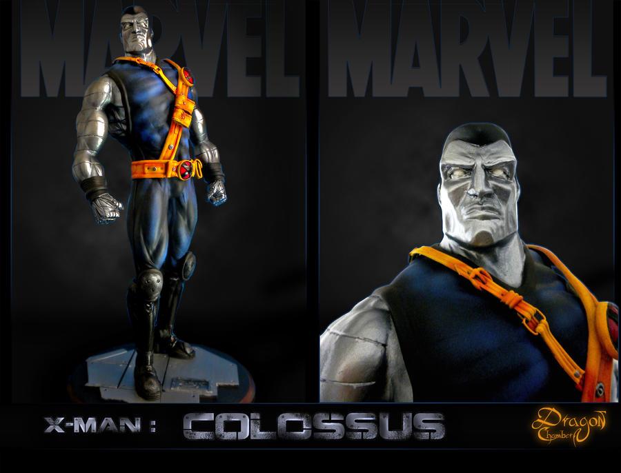 MAN COLOSSUS 2 ... X Men 2 Colossus