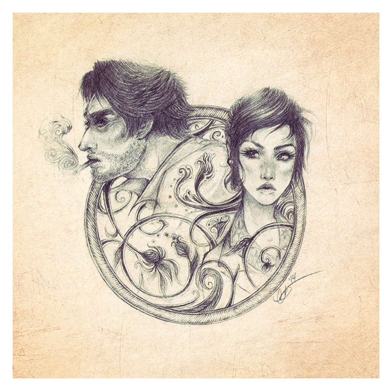 The Wolf Among Us by eeks