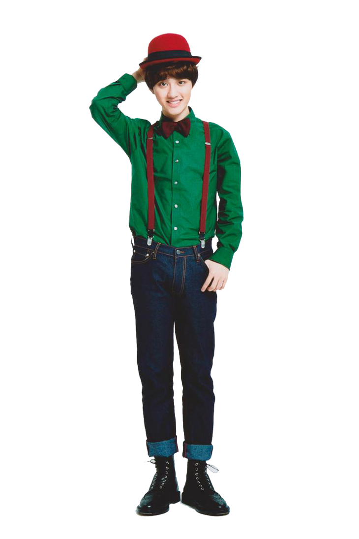Do Kyungsoo EXO png by Hanart by anitasiska on DeviantArt