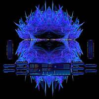 Rainmeter - Bluenight Systems III