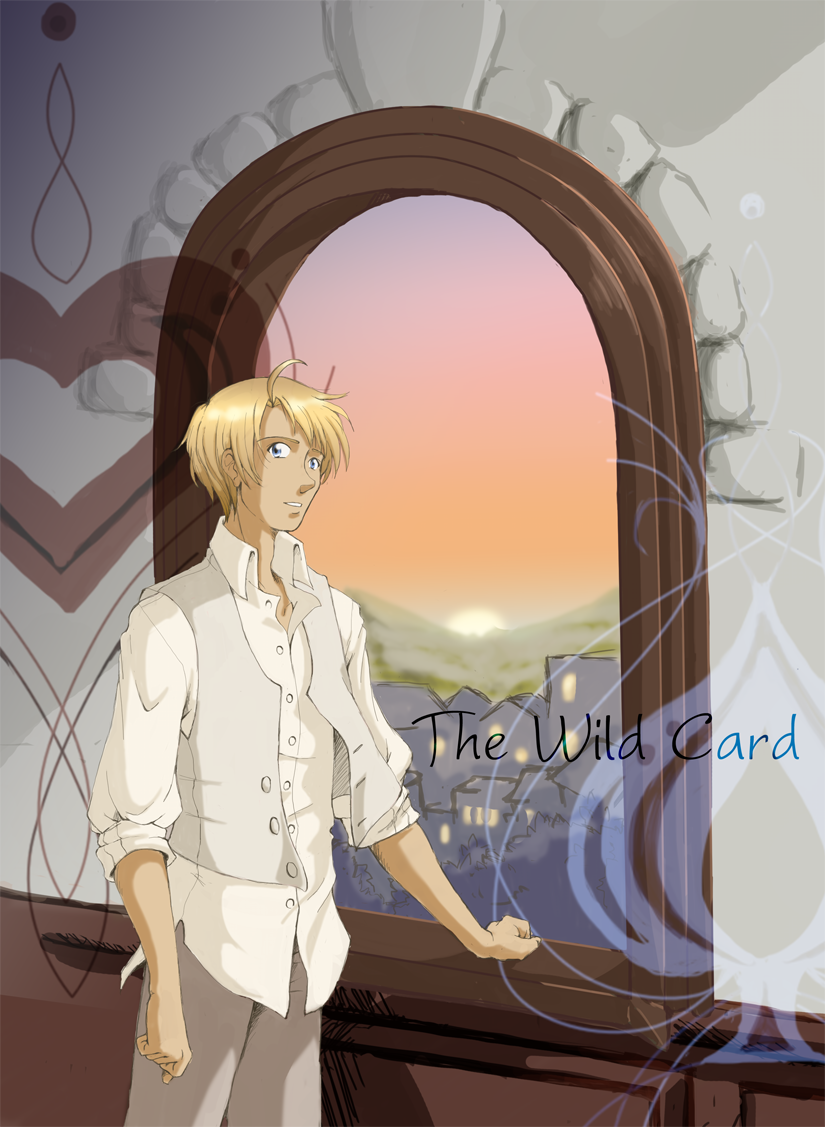 APH: Alfred from 'The Wild Card' by ScarletteDiscord