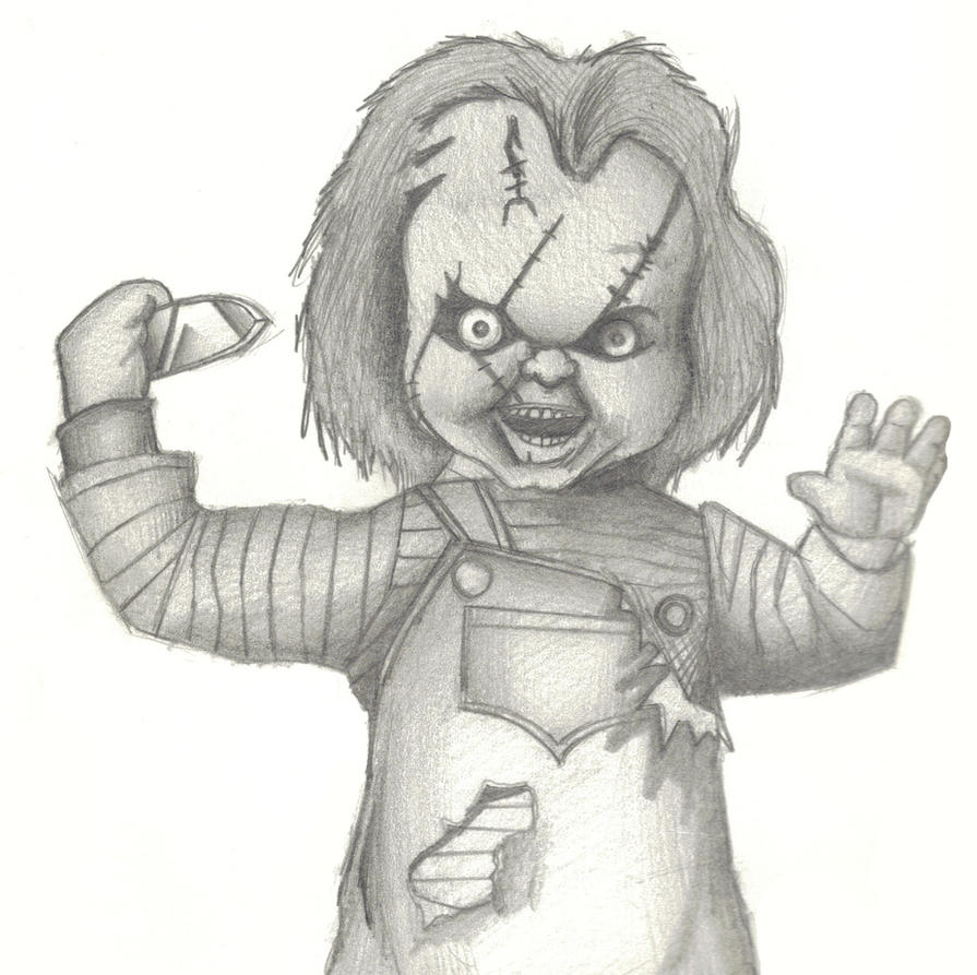 Chucky Drawings Related Keywords amp Suggestions