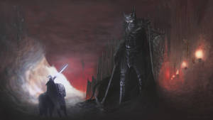The high king and dark lord