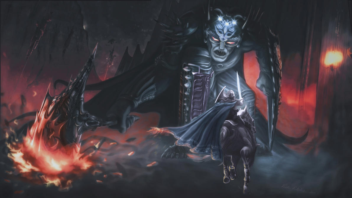 The gallery for --> Sauron Vs Balrog