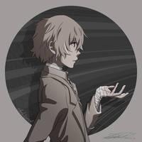 [BSD] Dazai~ by dekiond