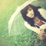 rainy, 2010 by alunaticloner