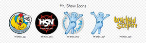 Mr. Show Icons