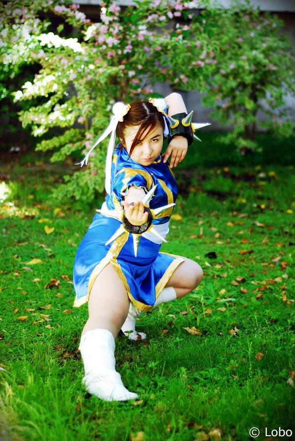 Street Fighter - Chun Li II by lillitfairy009
