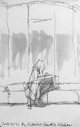 Sketch by Window