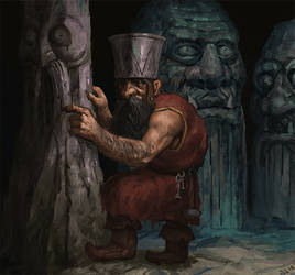 The Stone Carver