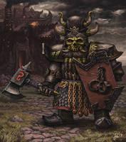 Overlord by jlewenhagen