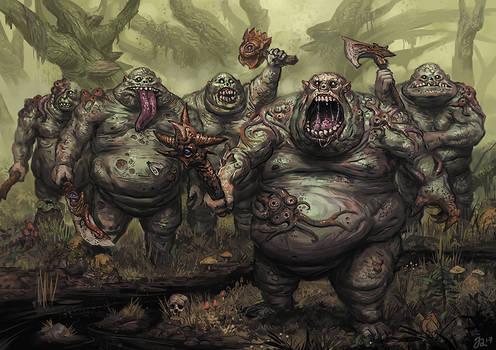 Gluttony Demons