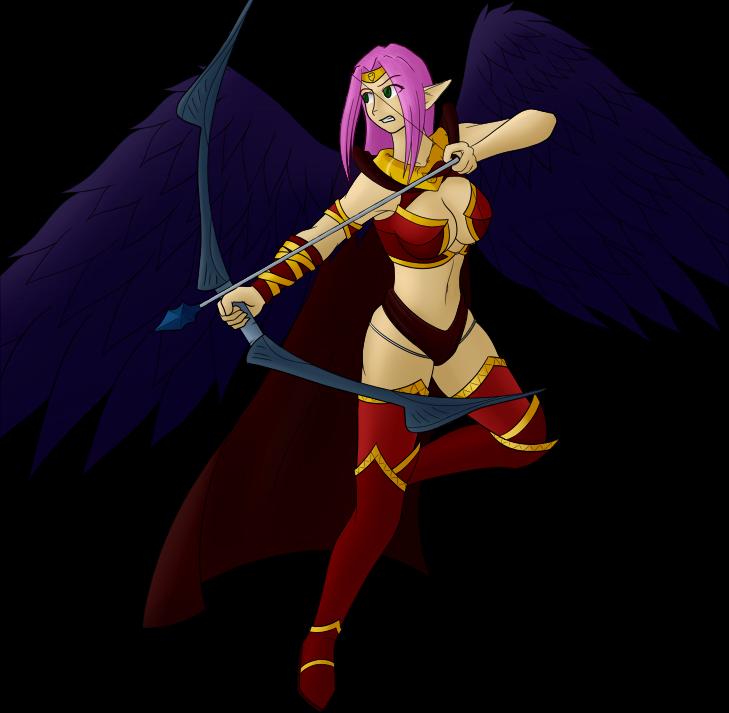 Reiko .:Commission:. by Warlock0103