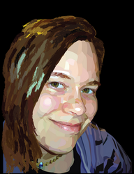 Vector Portrait by AidenRocker18