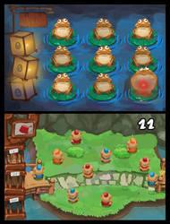 Arcade game concept