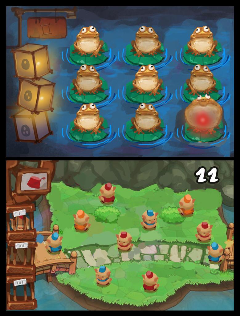 Arcade game concept by LeoGr