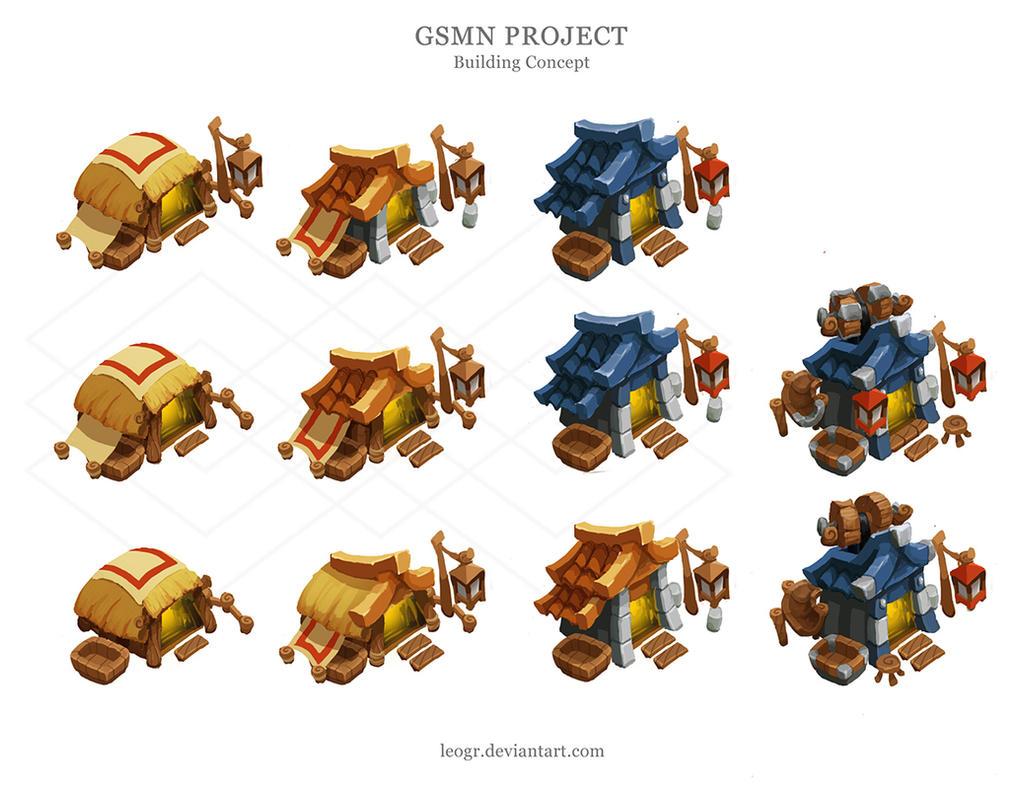 GSMN - Building by LeoGr