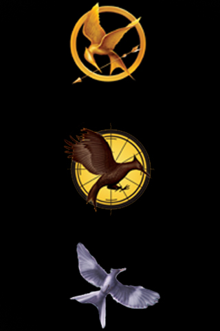 The Hunger Games Iphone Wp 1 By Danbeast5 On Deviantart