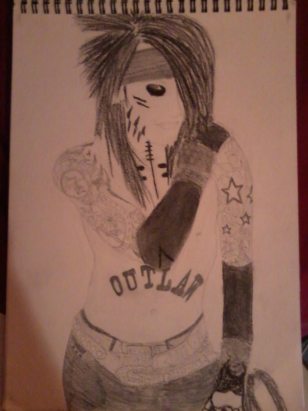 Ashley Purdy by squigmonster on DeviantArt