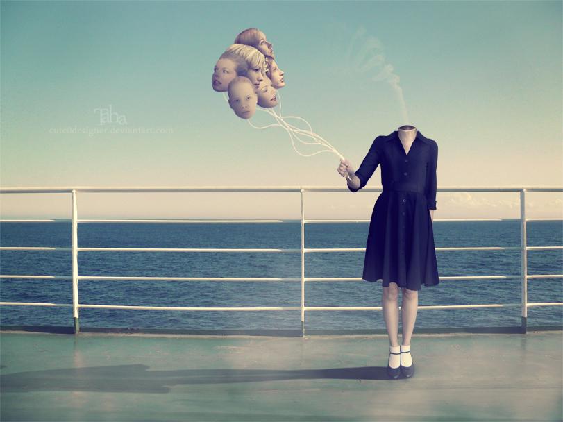 Sea Sickness by TahaAlasari