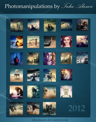 My works in 2012