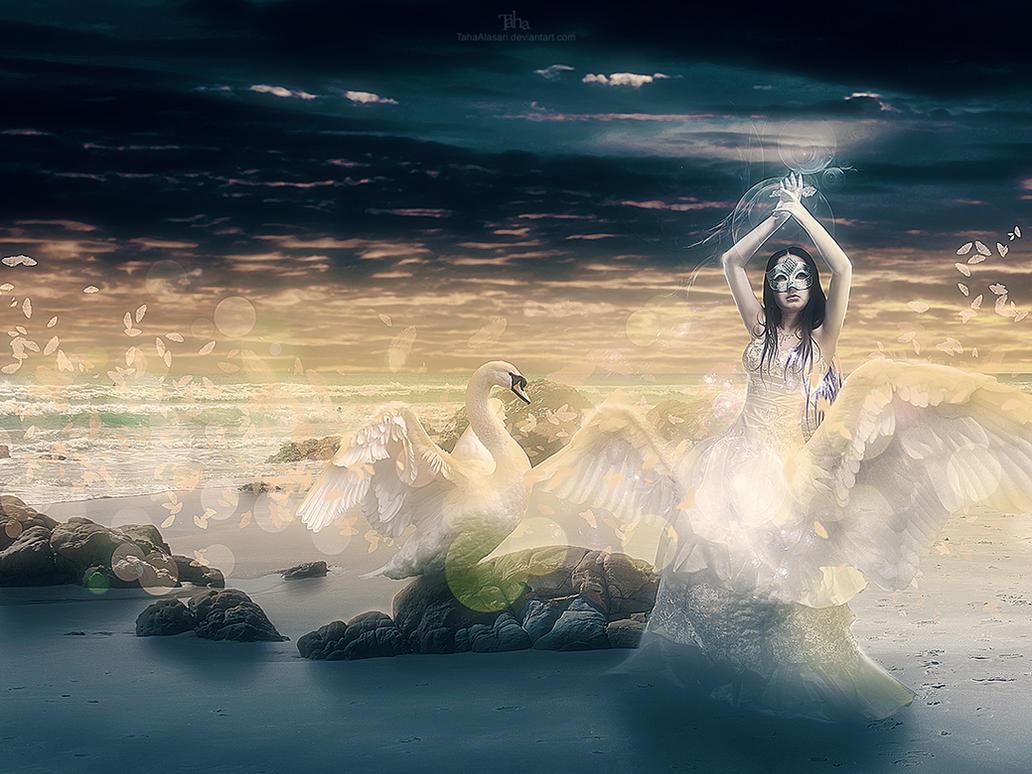 Swan Song by TahaAlasari