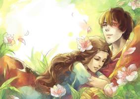 Dreamers by petal-elf