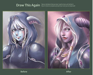 Draw This Again: Elorei